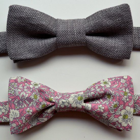 Make For Your Man How To A Bow Tie