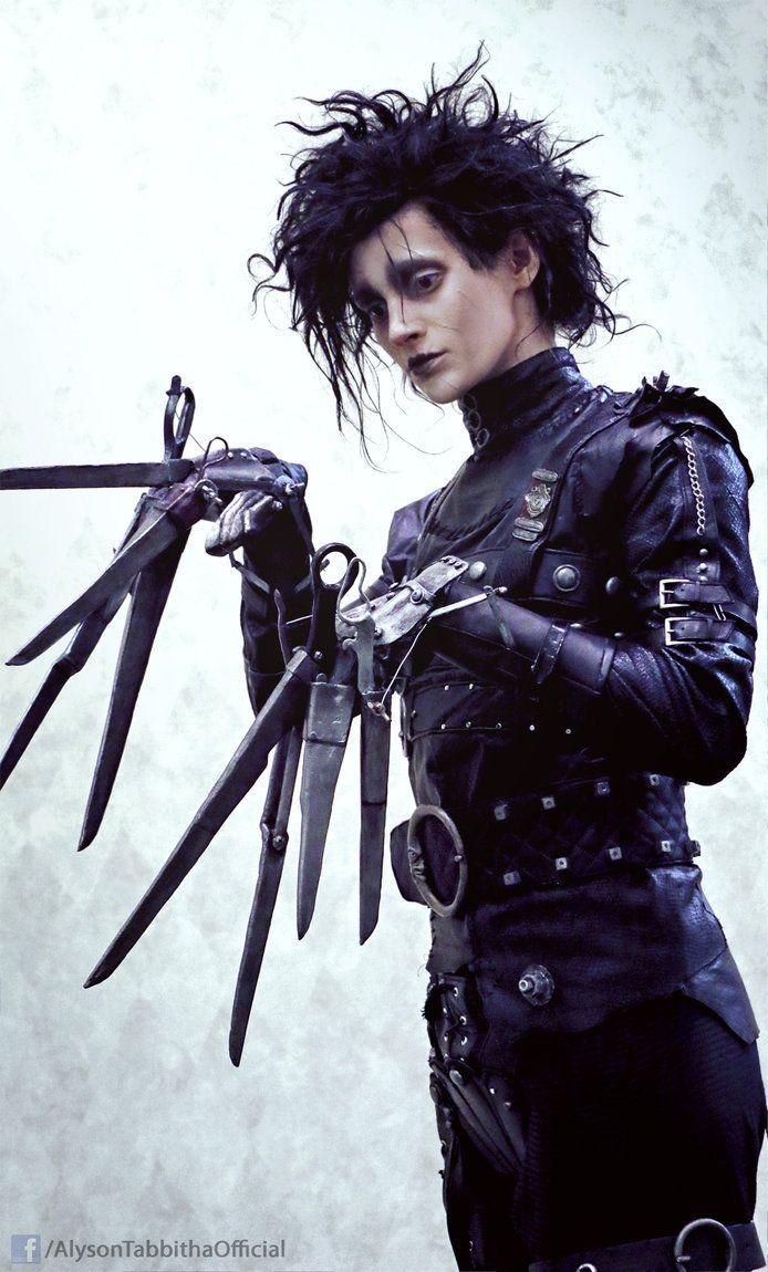 Edward Scissorhands Cosplay | Best cosplay, Edward scissorhands, Cosplay