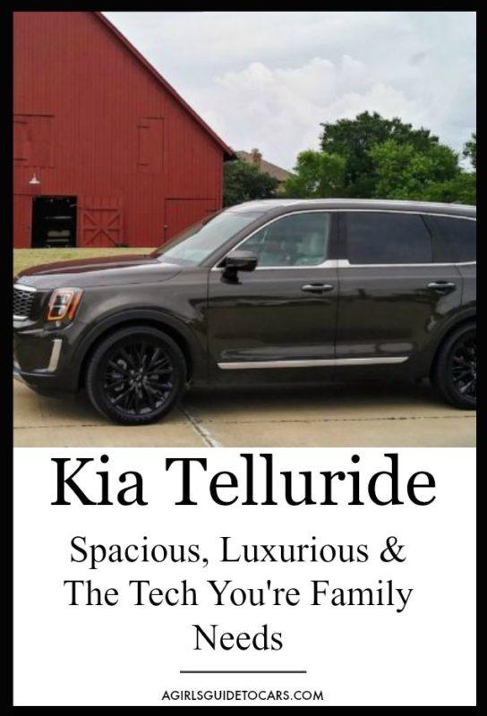 2020 Kia Telluride Bespoke Details At An Off The Rack Price Kia Telluride Best Large Suv