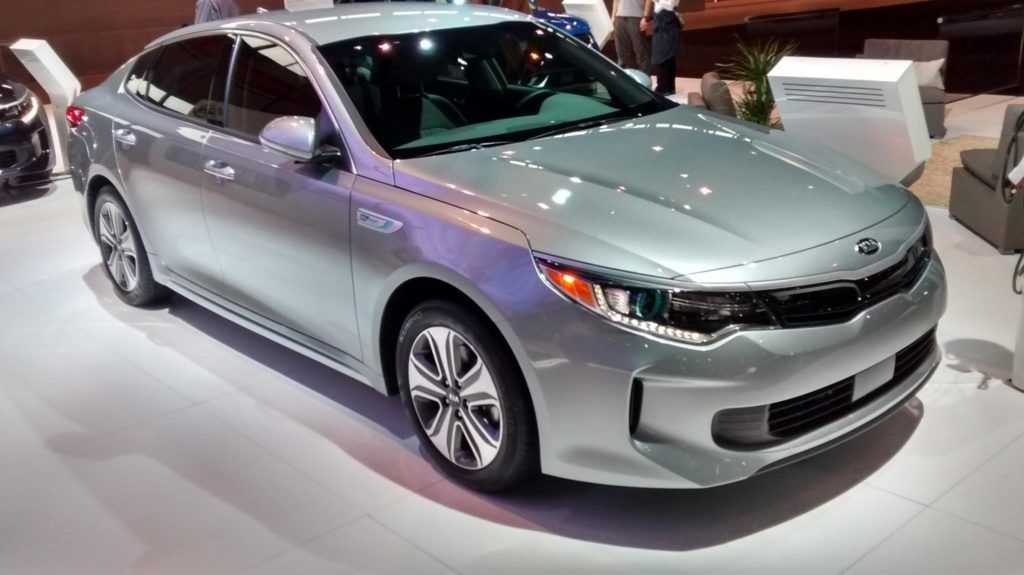 2019 Kia Optima Hybrid For First Drive Price Performance And Review