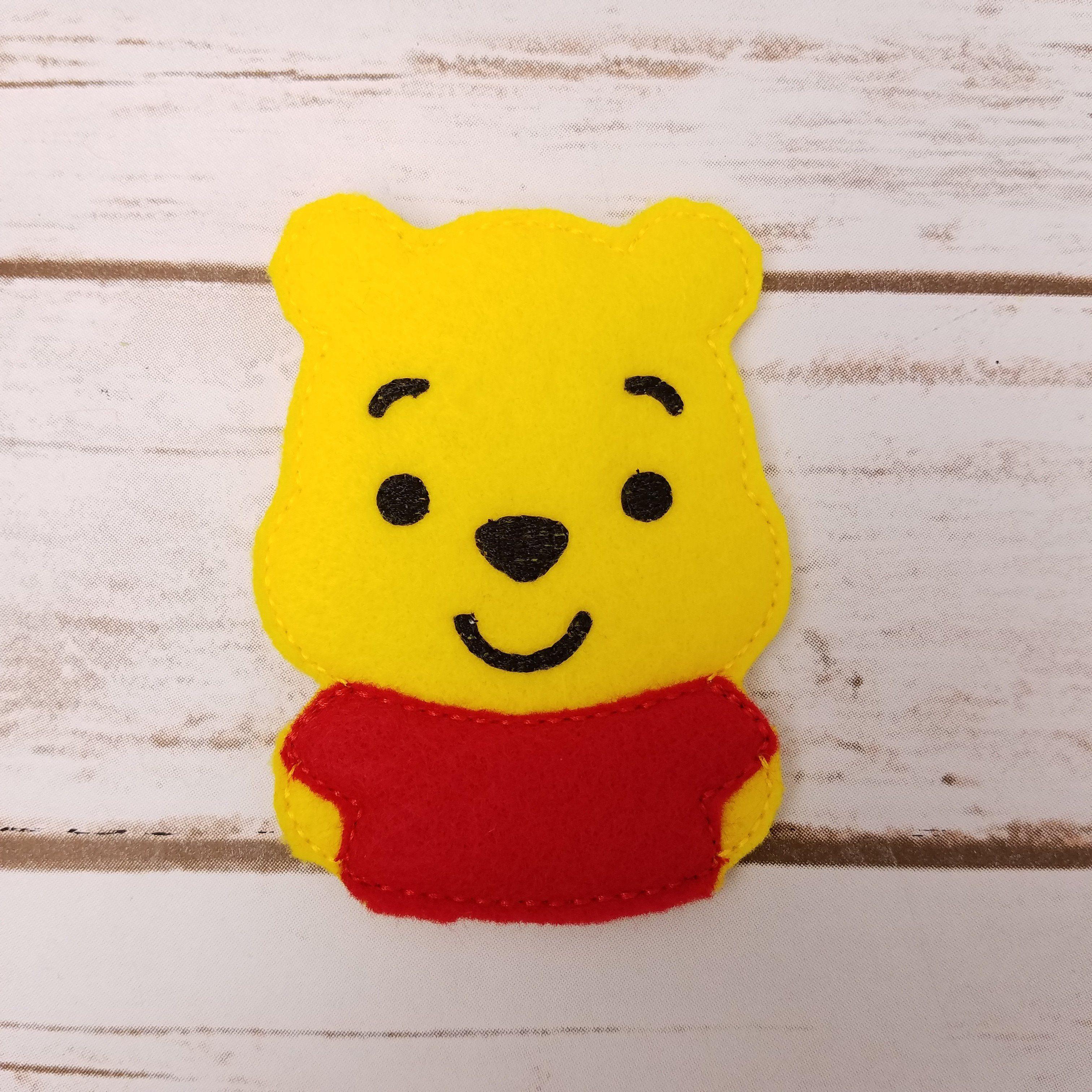 Finger Puppets - Honey Bear