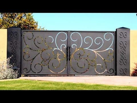 Astonishing Main Gate Creative Ideas   Unique Gate Home ...
