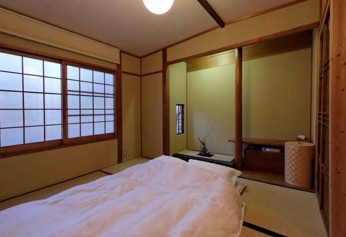 Lit futon - pour une chambre à coucher de style japonais | Decoration