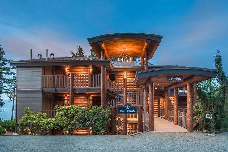 Tigh-Na-Mara Seaside Spa, Parksville, BC | Vancouver ...