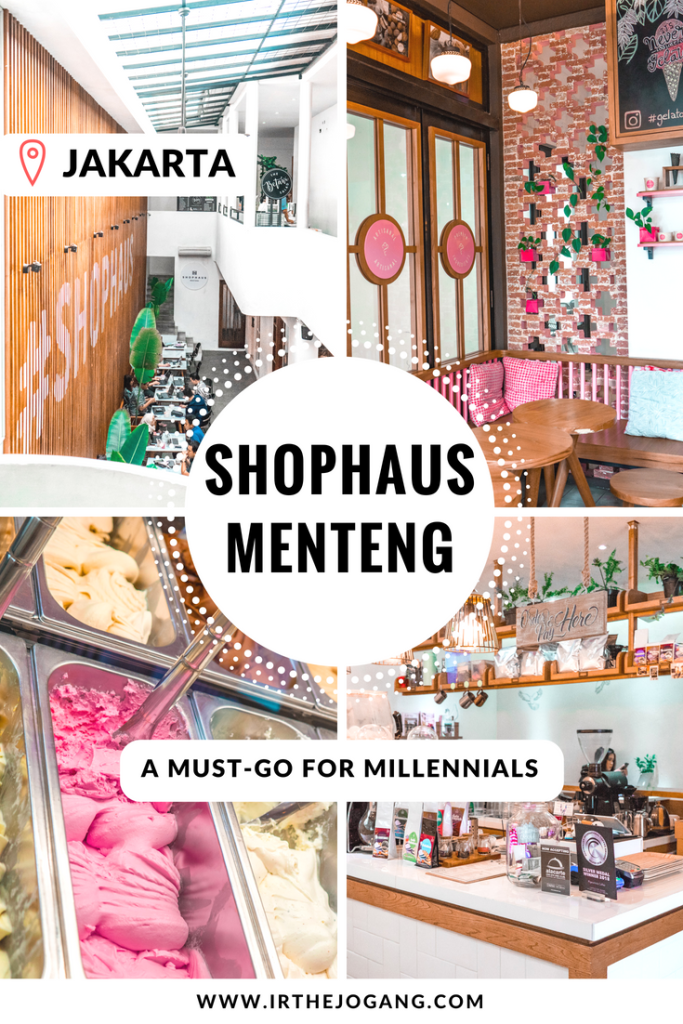 ShopHaus Menteng has all the needs of millennials under