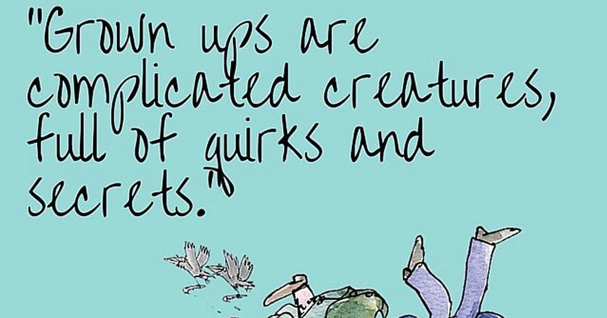 19 Magical Roald Dahl Quotes That Will Make Your Heart Swell Food