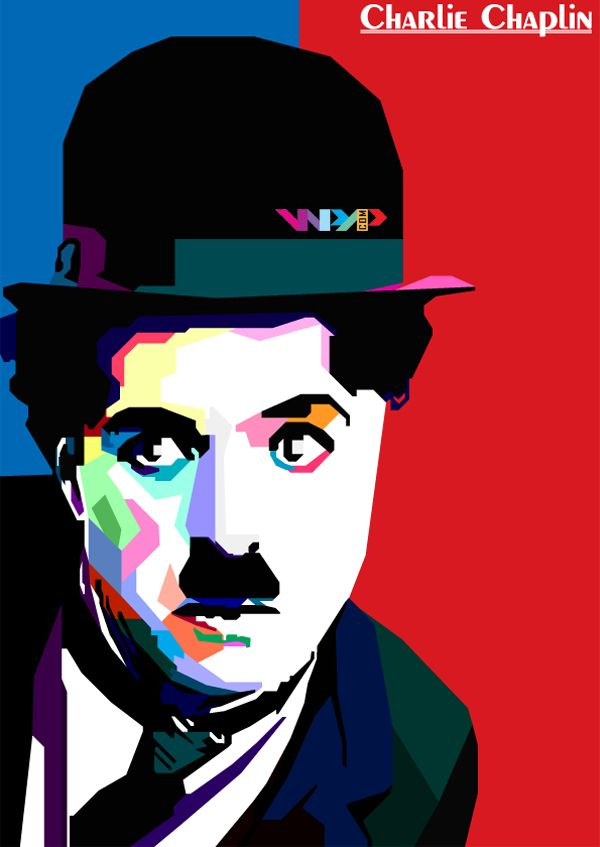 Charlie Chaplin Vector Free Download Cerca Con Google Weird