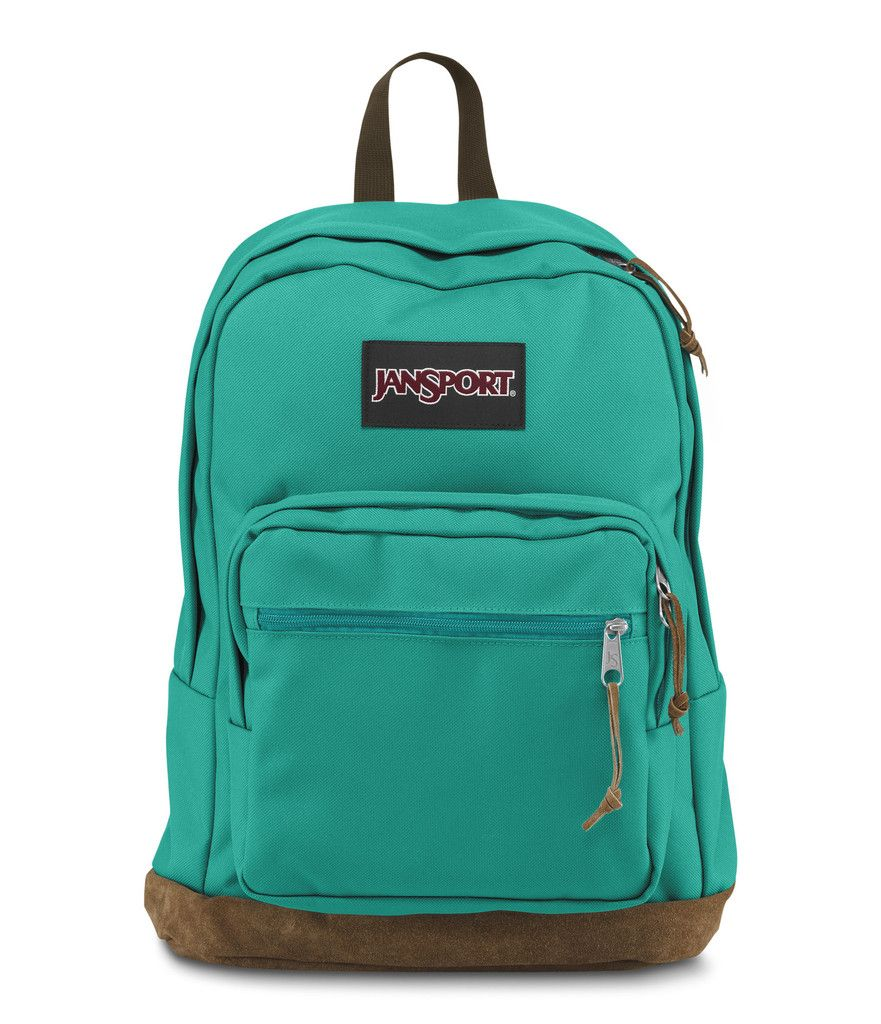 JanSport Right Pack Backpack - Spanish Teal | Jansport, Spanish ...