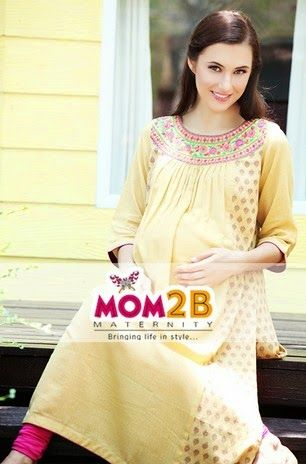 8e130d58a8838 Pakistani Pregnancy Dresses | MOM2B Meternity Dresses For Pregnant Women -  Fashion Hunt World