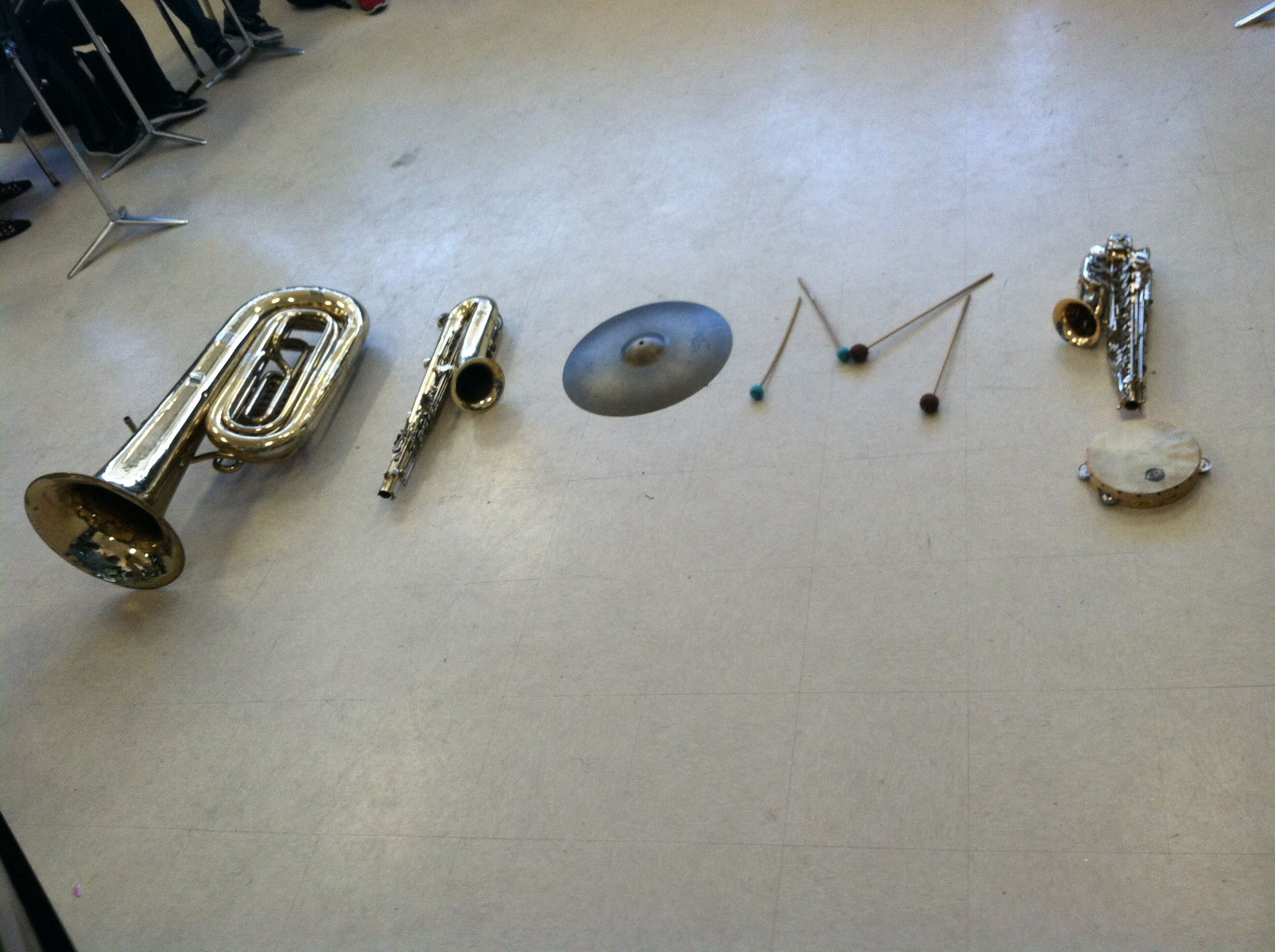 Cute Way To Ask Someone In Band To Prom