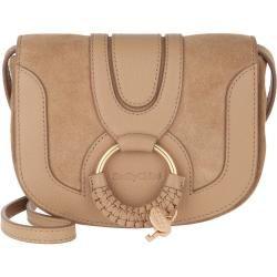 See By Chloé Hana Mini Bag Coconut Brown in braun Umhängetasche für Damen ChloéChloé