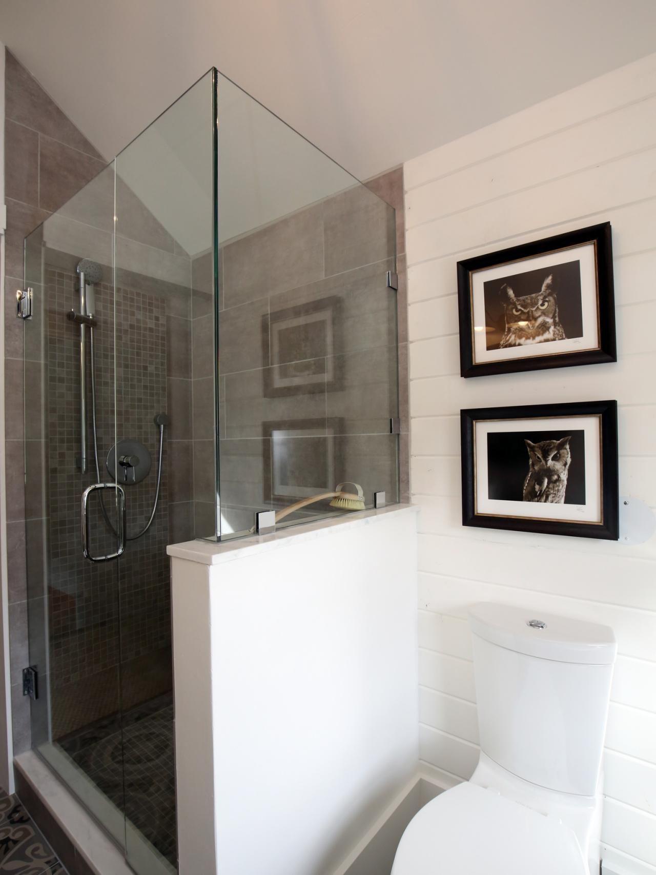 Rocky Mountain Reno Rustic In The Rockies Small Bathroom Bathrooms Remodel Sloped Ceiling Bathroom