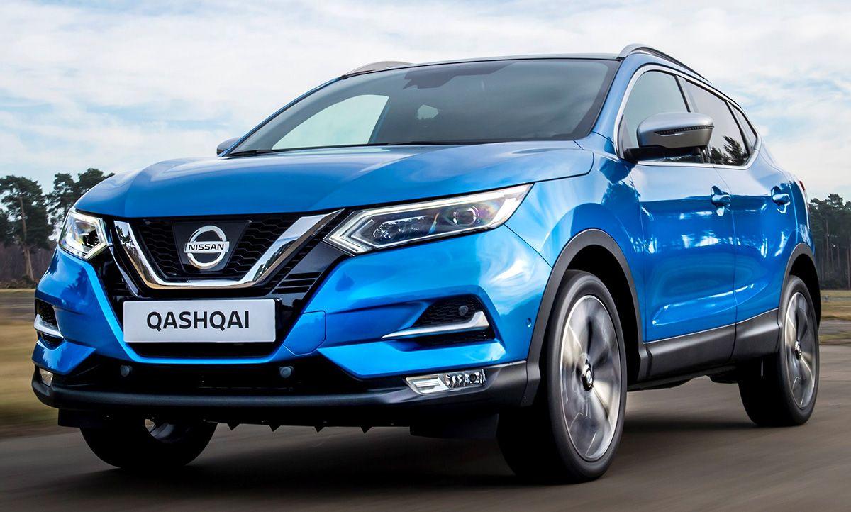 Nissan Qashqai Facelift 2 Generation 2017 Preis