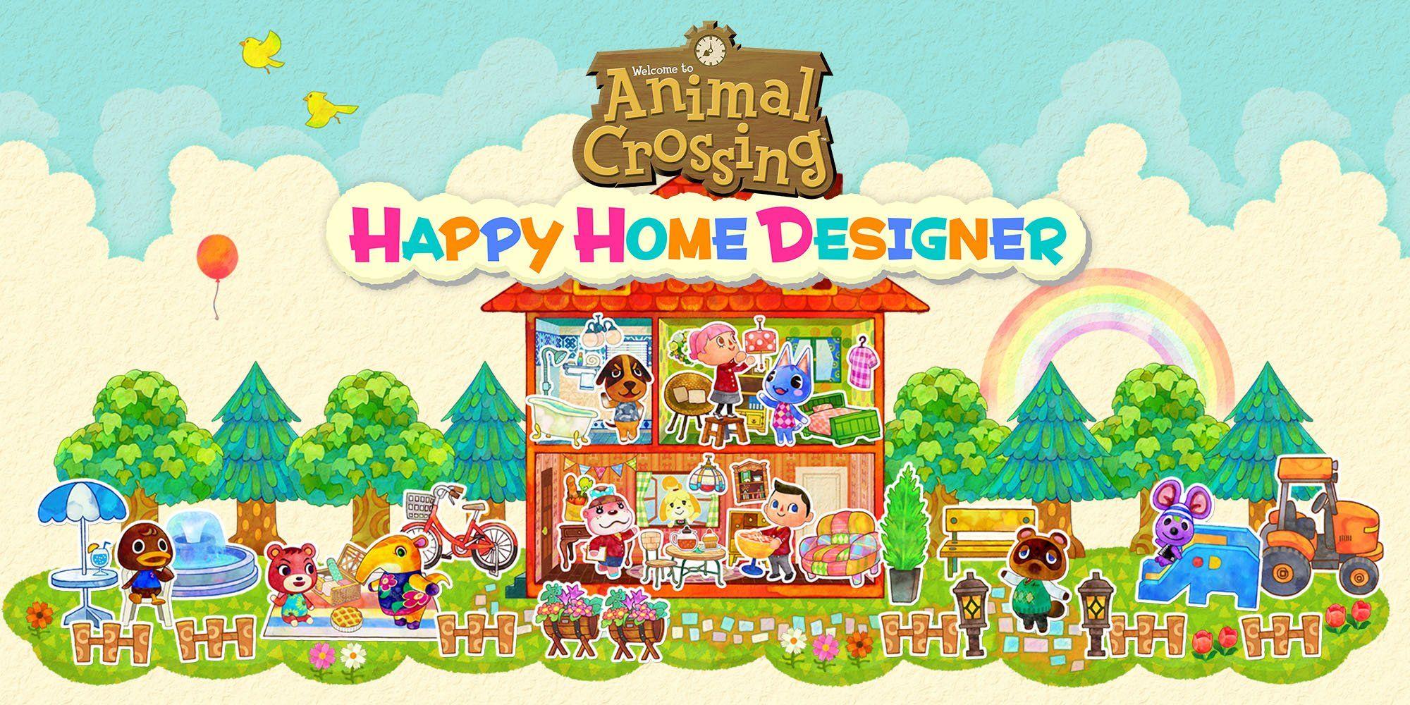 Animal Crossing Happy Home Designer Review Animal