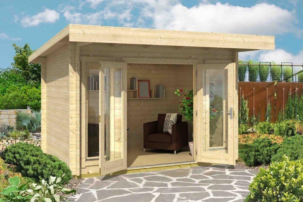 eBay Sponsored 44 mm Gartenhaus Barbados Mini Gerätehaus