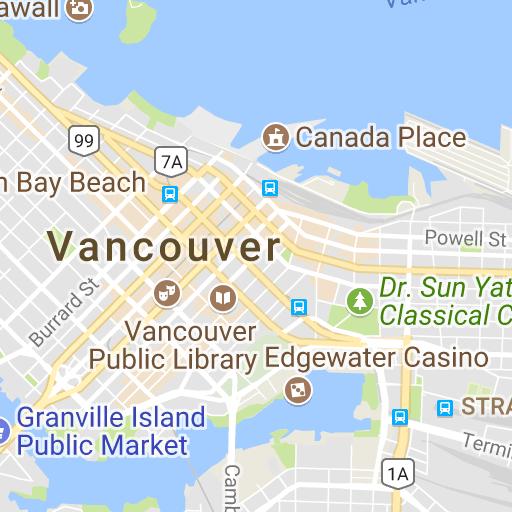 TaxiFareFinder Vancouver, BC, Canada - Estimate Your Taxi
