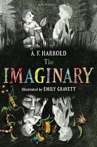 Our Friday Reads July 17 Imaginary Friend Harrold Picture Book