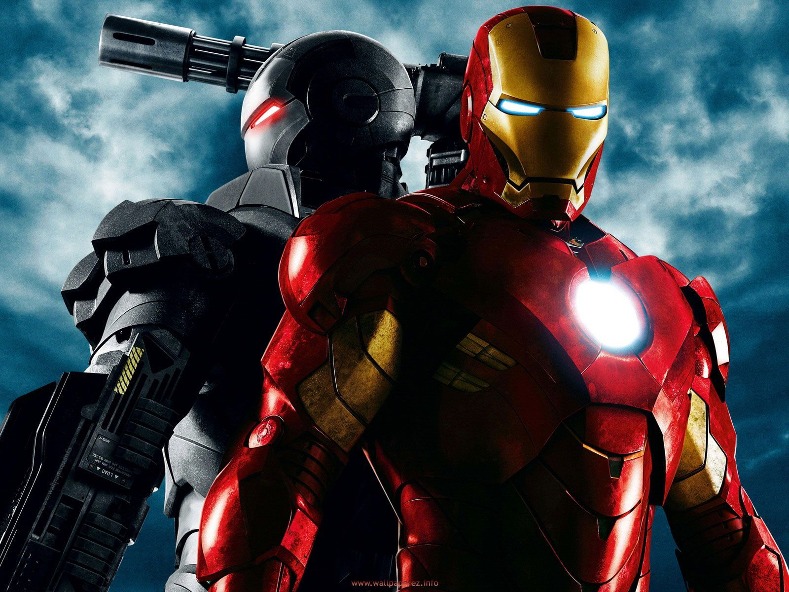 Iron Man Wallpapers For Mobile Horor