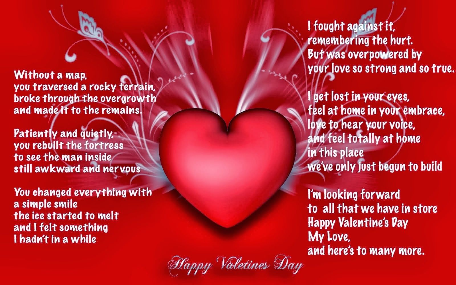 valentines day cards Google – Great Valentines Day Card Messages
