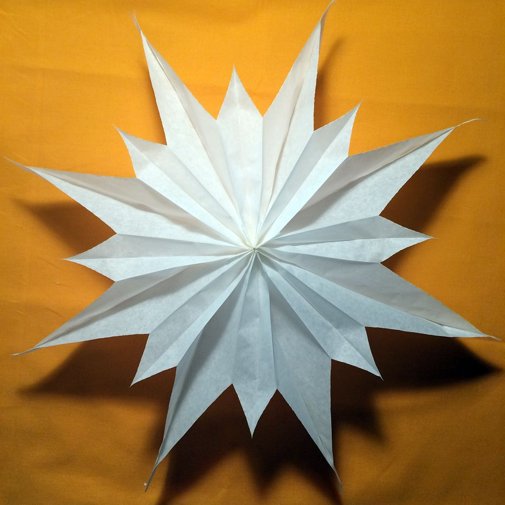 Paper Bag Stars