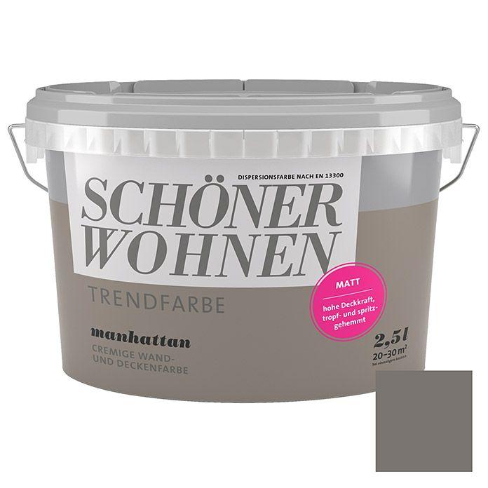 Schoner Wohnen Wandfarbe Trendfarbe Schoner Wohnen Wandfarbe Schoner Wohnen Trendfarbe Schoner Wohnen Farbe