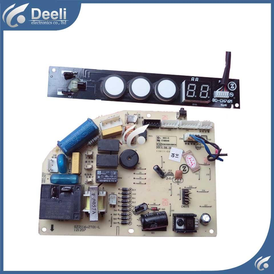 2pcs Set Air Conditioning Computer Board Dk 26a3 Vt Gz2116vzt01 L Ac Circuit Prices Conditioner Display Ch76m Used Yesterdays Price Us 5200 4516 Eur Todays