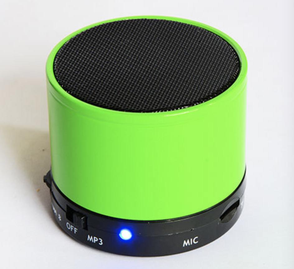New Wireless Mini Metal Speaker Super Bass Woofer Portable Best Price Speaker For Promotion Gift Speaker Portable Mini Speaker Portable Speaker