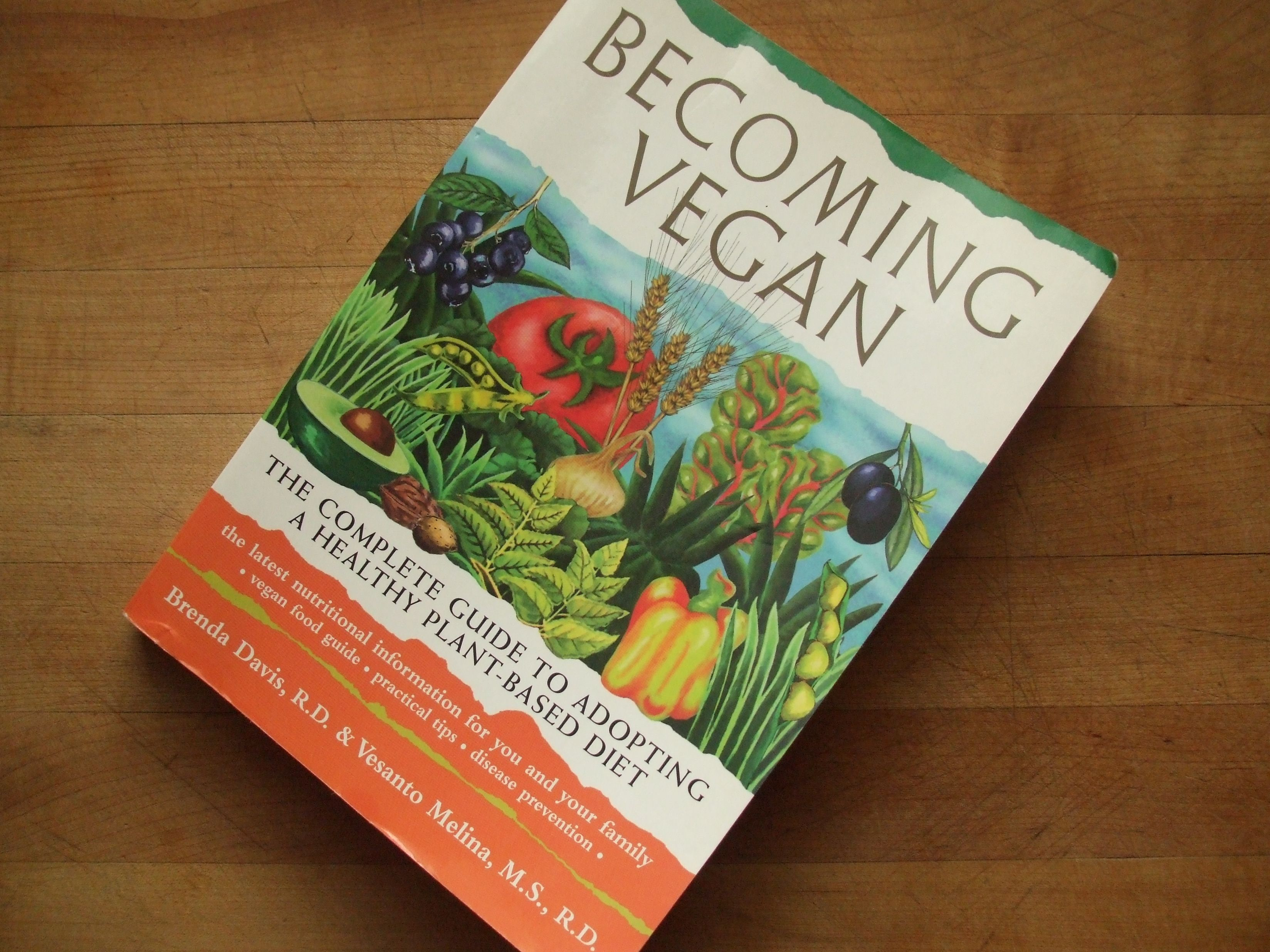 Becoming Vegan by Davis