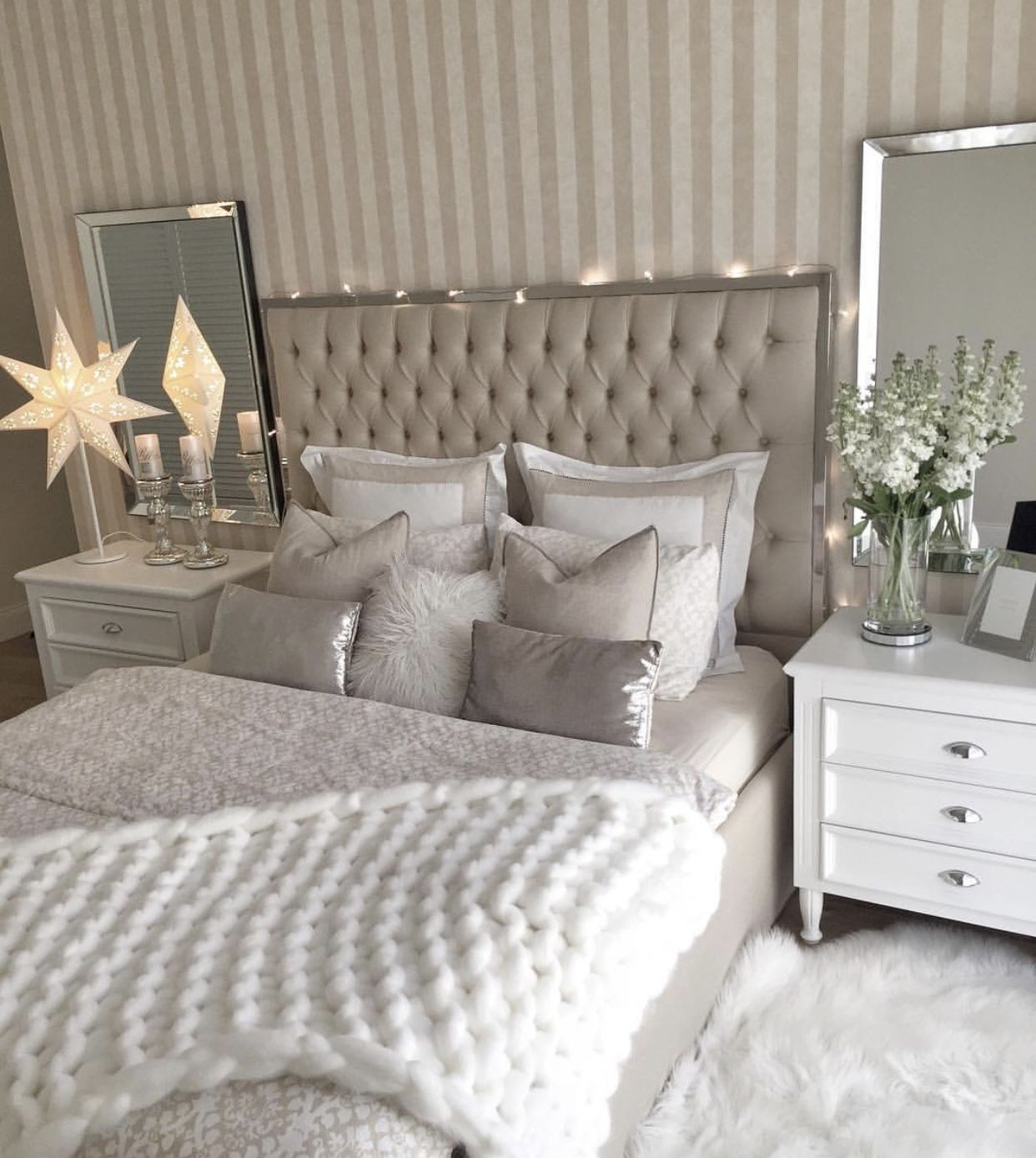 Pinterest Prinsusbre Grey Bedroom Decor Luxury Bedroom Design Luxury Bedroom Master