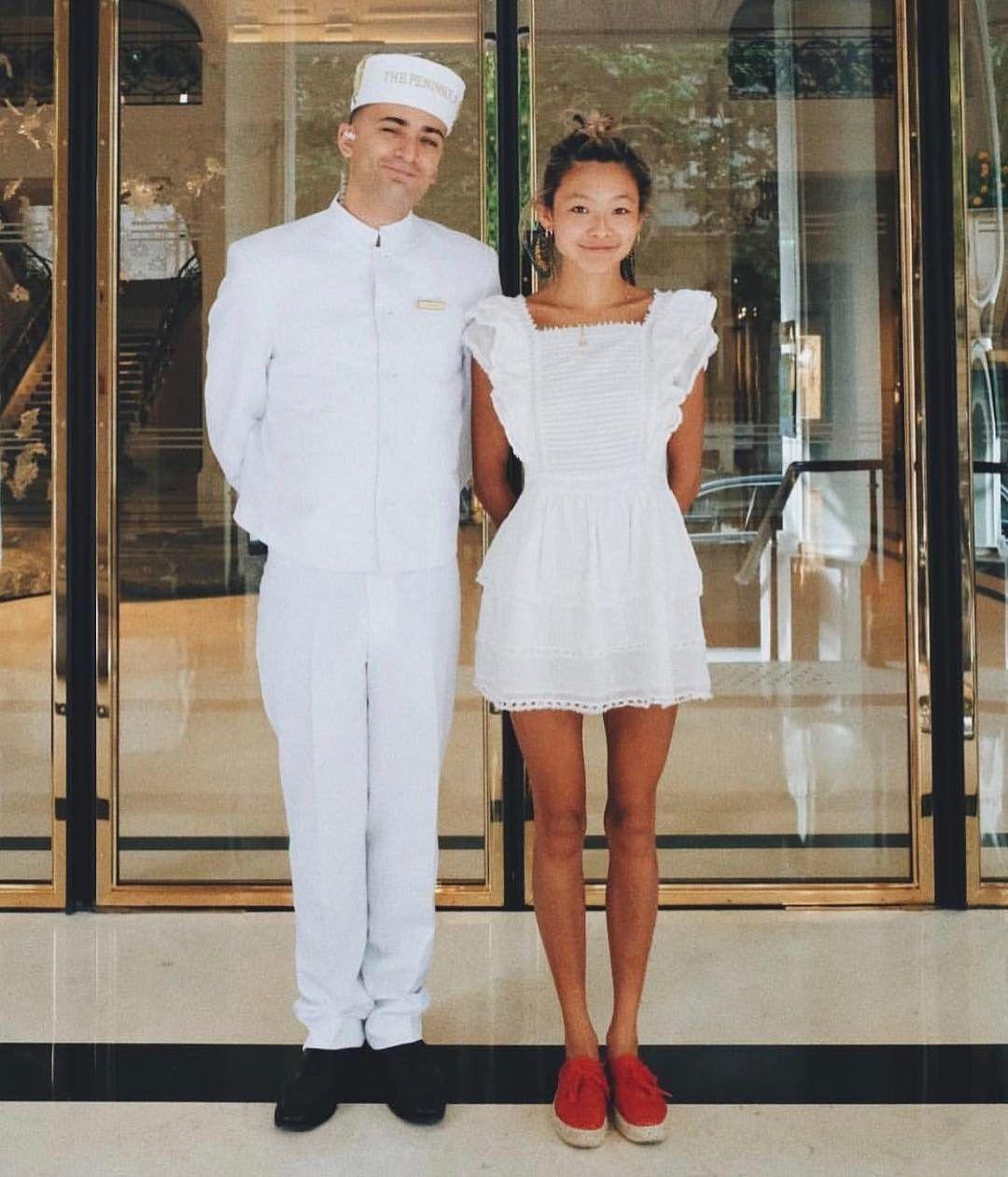 Yan Yan Chan Wearing Sir The Label In 2020