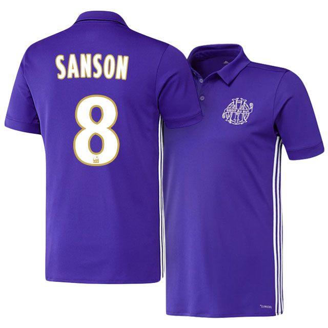 Maillot THIRD OM Morgan SANSON
