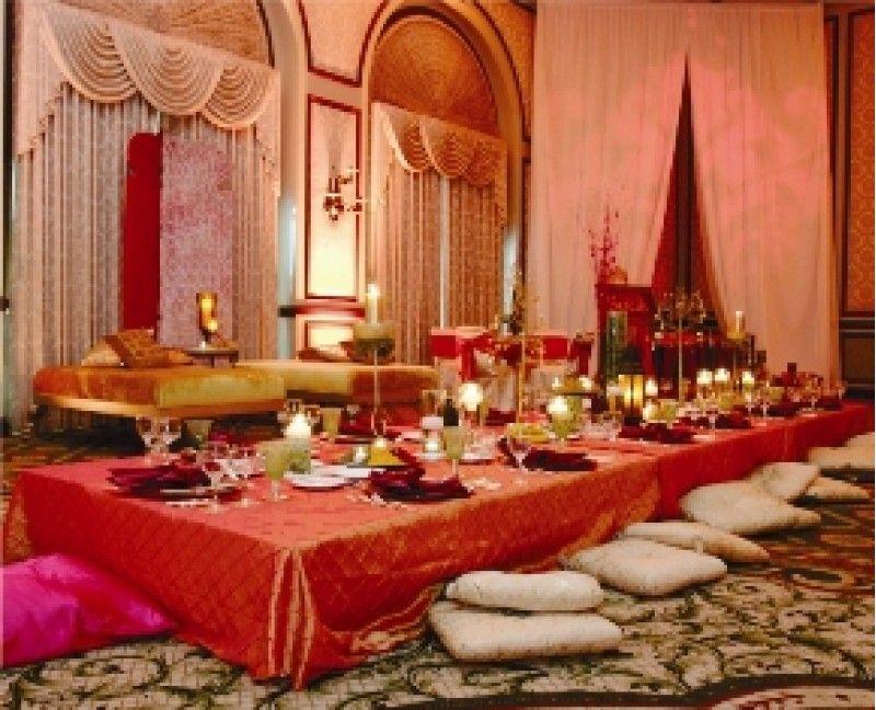 Bodas estilo hindu for Decoracion estilo hindu