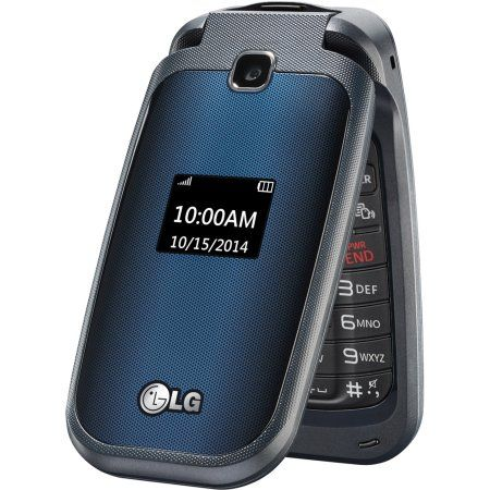 Walmart Family Mobile LG 450 Cell Phone buy at cheap offer ...