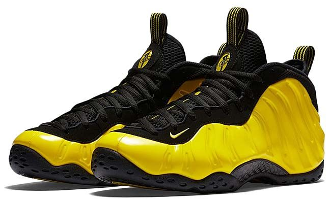 competitive price b990d 8a239 Black · NIKE AIR FOAMPOSITE ONE  OPTI YELLOW ...