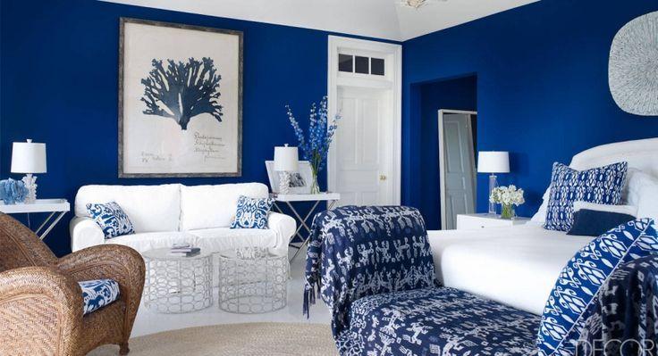 Https S Media Cache Ak0 Pinimg Com 736x D5 2c C2 D52cc2276de8e58246f53f92a5f067c0 Jpg Blue Bedroom Walls Blue Rooms Royal Blue Bedrooms