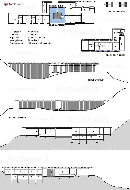 Bamboo House Dwg The Great Bamboo Wall Drawings Architettura