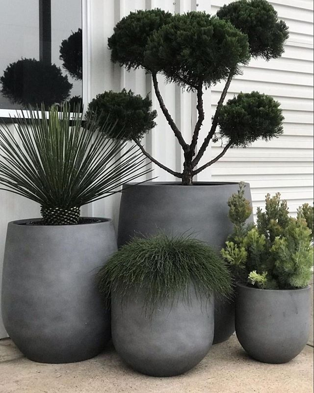 How to create the perfect three pot cluster