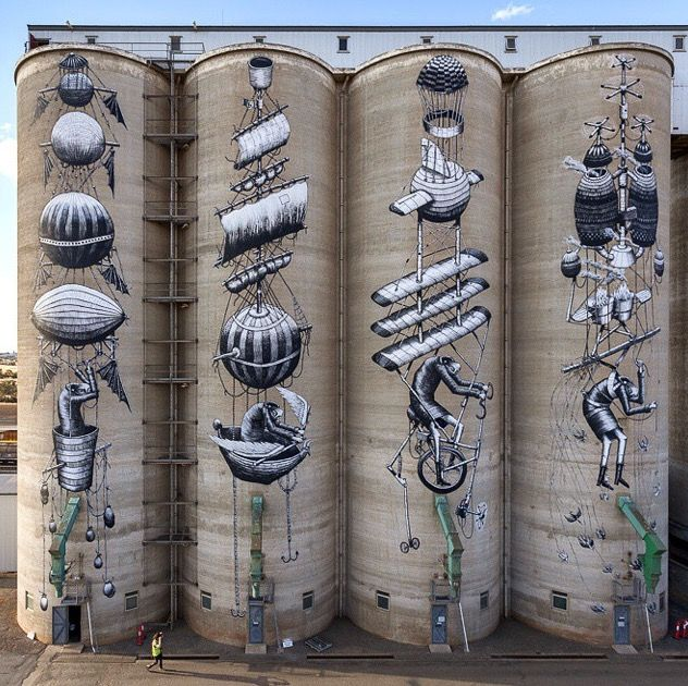 new by Phlegm in Northam, Western Australia, 3/15 (LP)