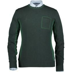 Photo of State of Art Pullover, 100% Baumwolle, Brusttasche State of Art