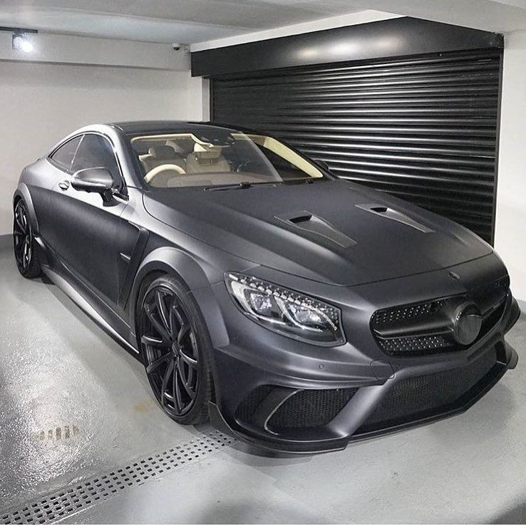 Mansory S65 Coupé 😍😍😍 Courtesy Of @millionairecartel Photo
