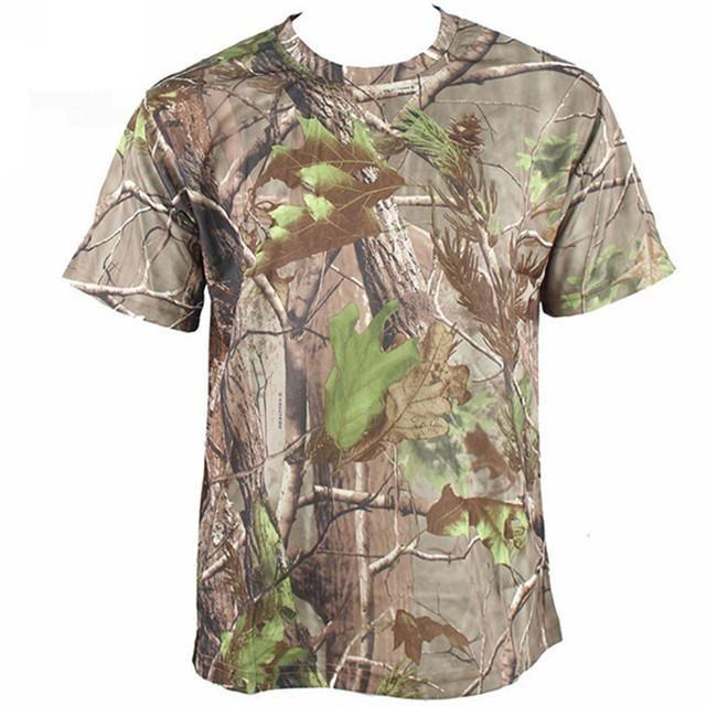 add74f88 Hiking Shirt camping SAENSHING Browning Camouflage Shirt Hiking Hunting Shirt  Quick Dry Outdoor T Shirt Short Sleeve Coolmax Camo Shirt Tactical Tops ...