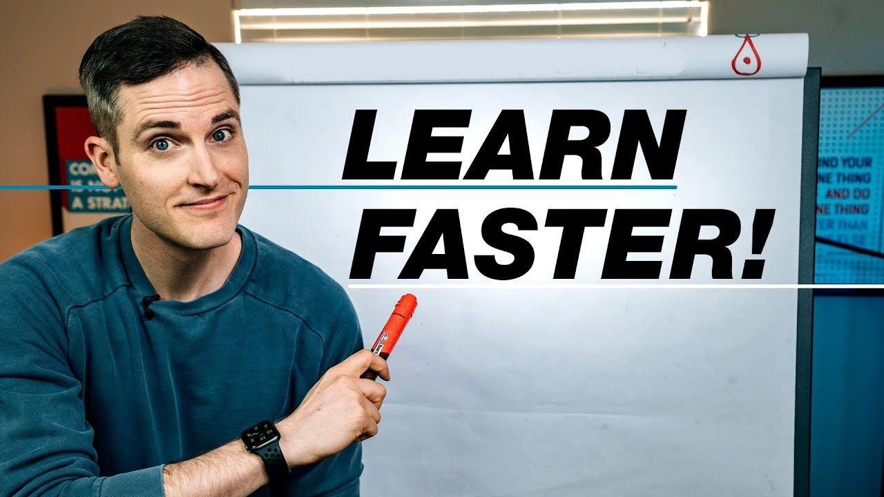 How To Learn Faster And Remember More