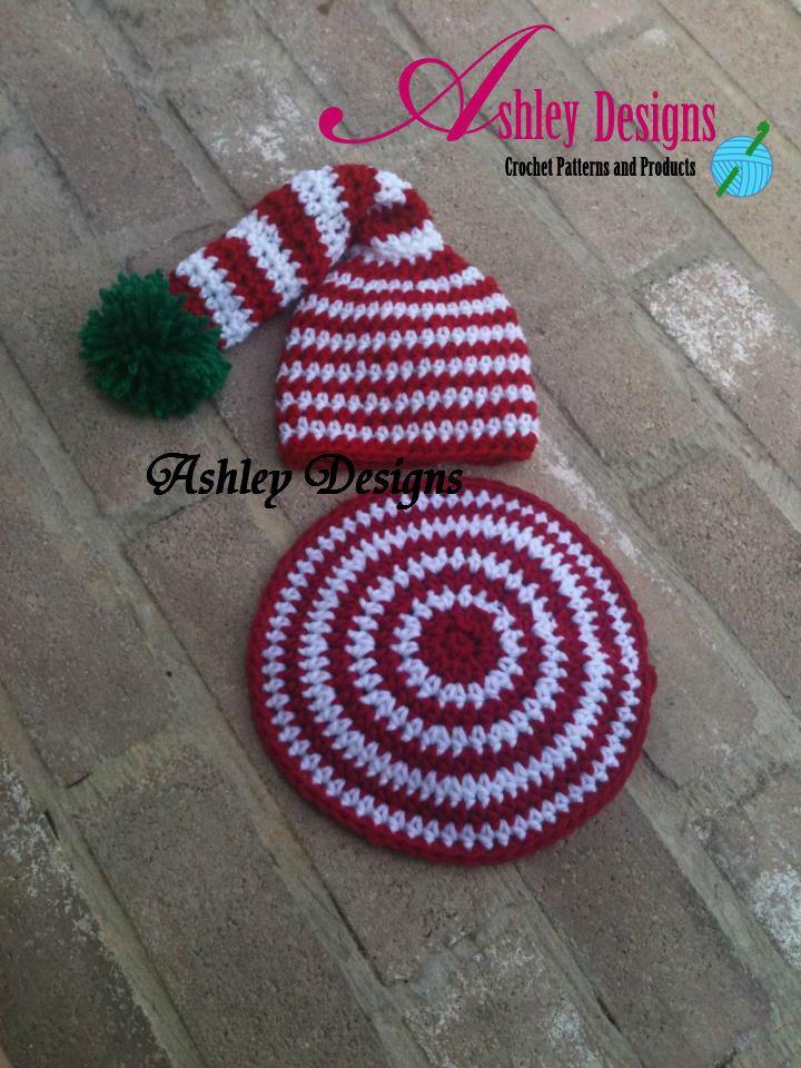 Peppermint Elf Tushy Cover Set   Crochet Disfraces Bebés   Pinterest ...
