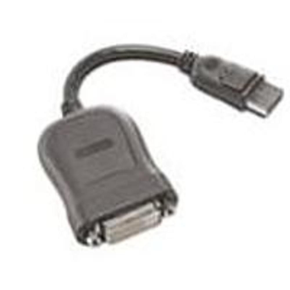 Lenovo 45J7915 0.7 Feet DisplayPort to Single-Link DVI-D Monitor Cable for Lenovo ThinkPad Notebooks