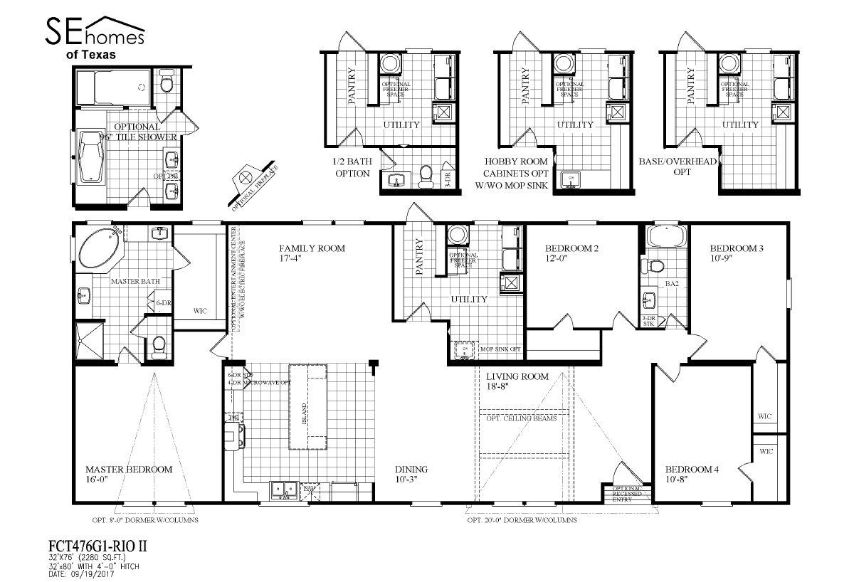Modular Home Floor Plans From Builders Near You Modularhomes Com Modular Home Floor Plans Mobile Home Floor Plans House Floor Plans