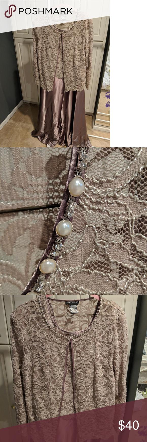 Full length gold gownsz in my posh closet pinterest