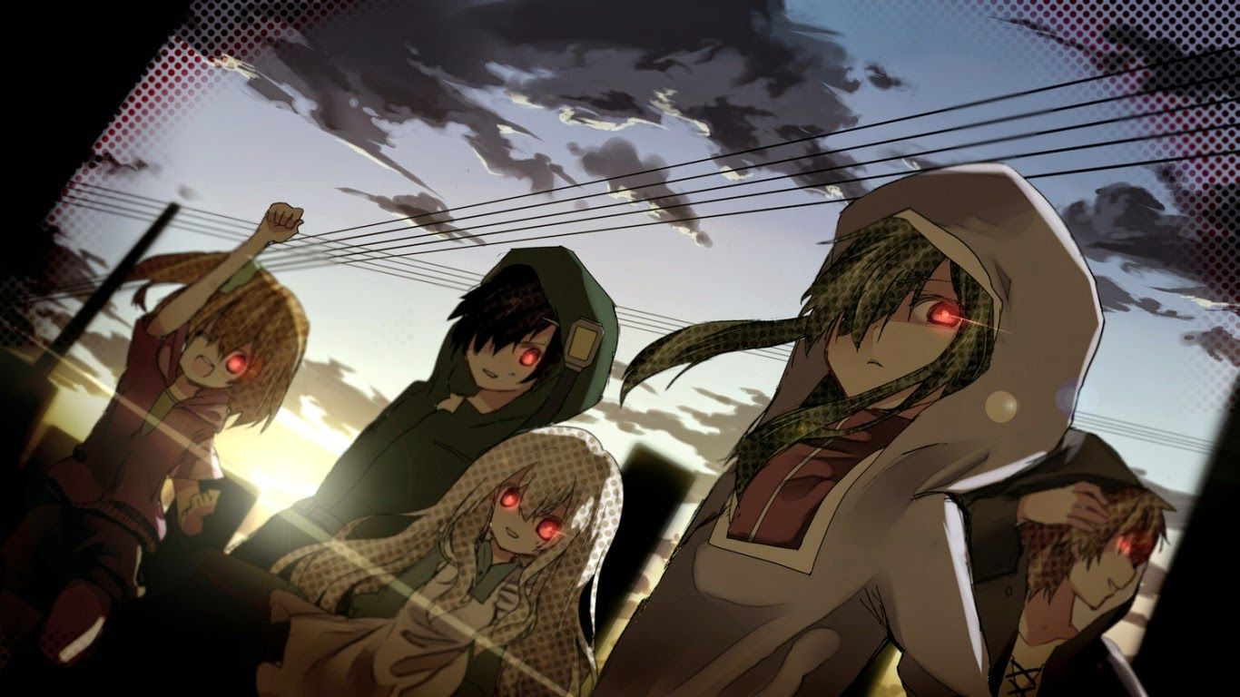 Kagerou Project A K A Mekaku City Actors Wallpaper Id 2756 Download Page Kagerou Project Vocaloid Anime