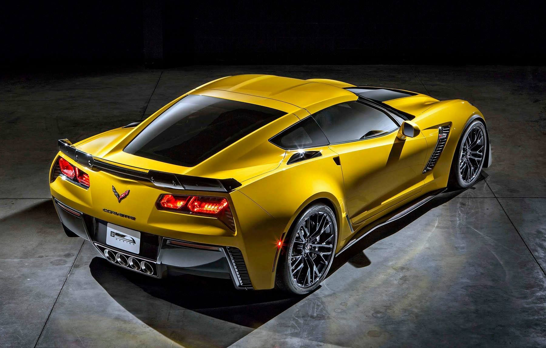 Vehicle · 2015 Chevrolet Corvette Z06