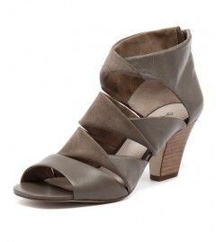 Quiff; Taupe/suede; Leather; Taupe/suede from Diana Ferrari · Women's Shoes  SandalsSandal ...