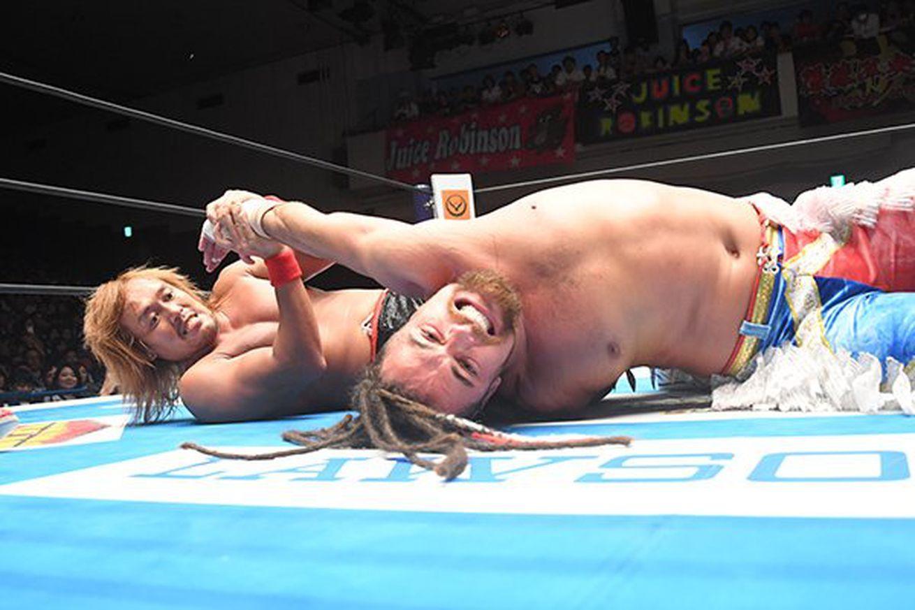 News Njpw G1 Climax 28 Match Recommendations Nights 4 8 Njpw G1 Climax Japan Pro Wrestling